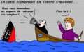 La  crise  conomique  s&rsquo;aggrave  en  Europe  !
